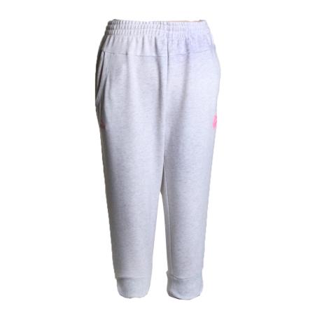 PEAK Fashion dámske 3/4 tepláky - melange grey