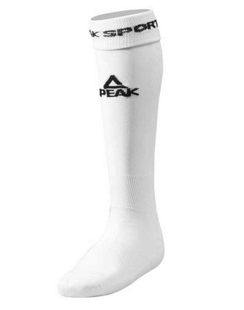 PEAK Futbalové detské ponožky - white