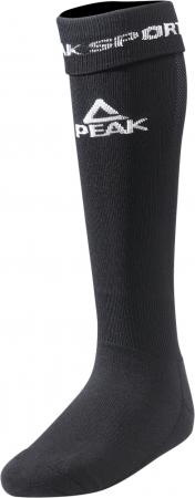 PEAK Futbalové detské ponožky - black