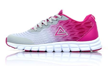 PEAK bežecké topánky - grey/pink