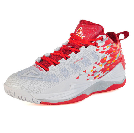 PEAK Dwight Howard DH I - white/red