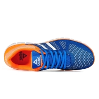 PEAK running shoes blue-orange- E53057H