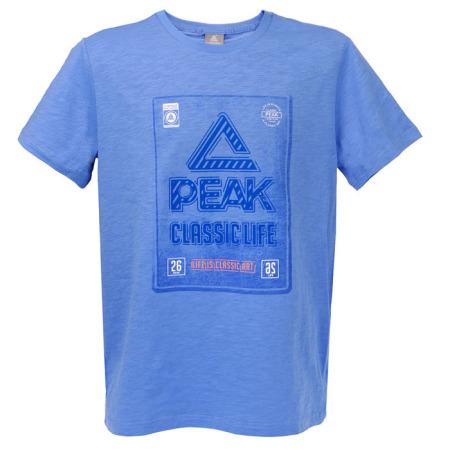 PEAK classic tričko - blue