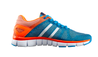 PEAK running shoes women blue E53058H