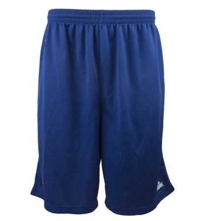 PEAK Tony Parker basketbalové kraťasy - blue