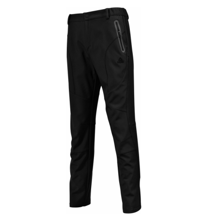 PEAK Casual Outdoor pánske outdoorové nohavice - black