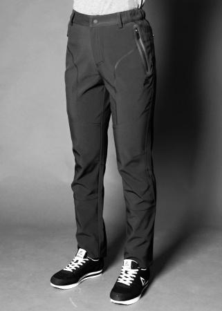 PEAK Casual Outdoor dámske outdoorové nohavice - black