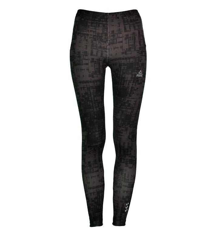 PEAK Elastic Running dámské běžecké kalhoty - grey
