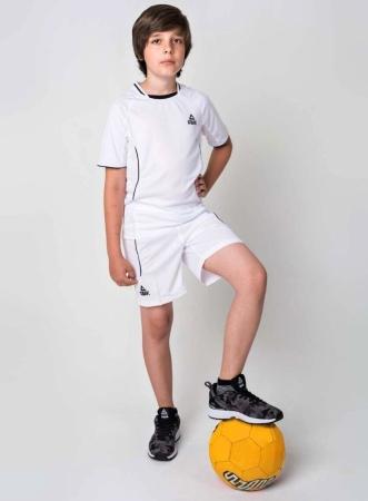 PEAK Soccer Uniform detská futbalová súprava - white