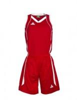 Basketbalový dres ženský red