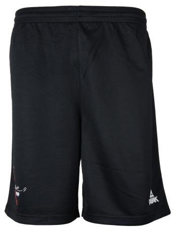 PEAK Tony Parker detské basketbalové kraťasy - black