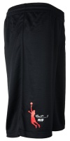 PEAK Tony Parker basketbalové kraťasy - black
