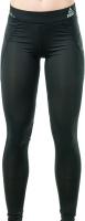 PEAK Run dámské běžecké kalhoty - black