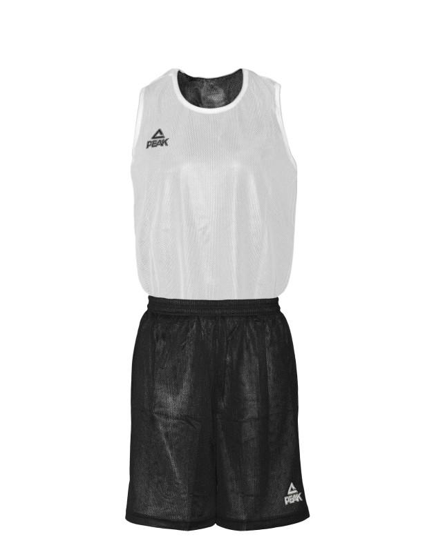 Basketbalový oboustraný dres black