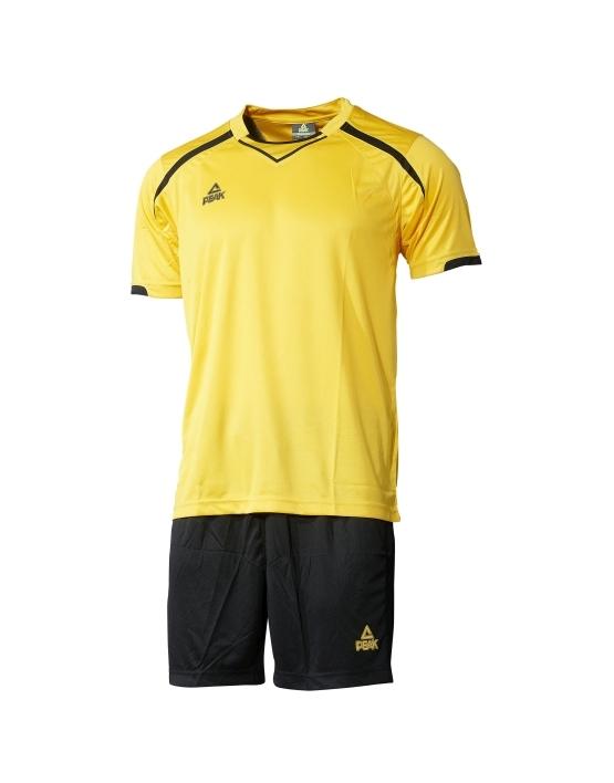 PEAK football set yellow/black