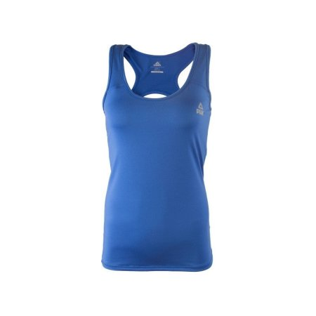 PEAK Run dámske športové tielko - blue