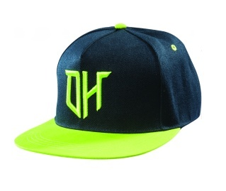 PEAK Baseball Cap šiltovka - moon blue/fluorescent yellow