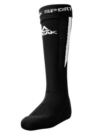 PEAK Futbalové ponožky - black/white