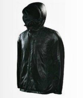 PEAK pánska vetrovka - black