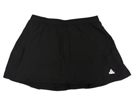 PEAK sukňa s kraťasy - black