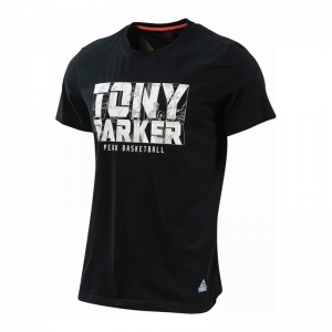 PEAK Tony Parker tričko - black